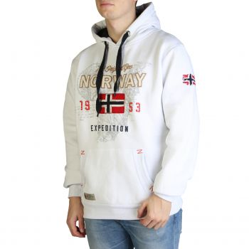 Geographical Norway Sweat-shirts Guitre100_man